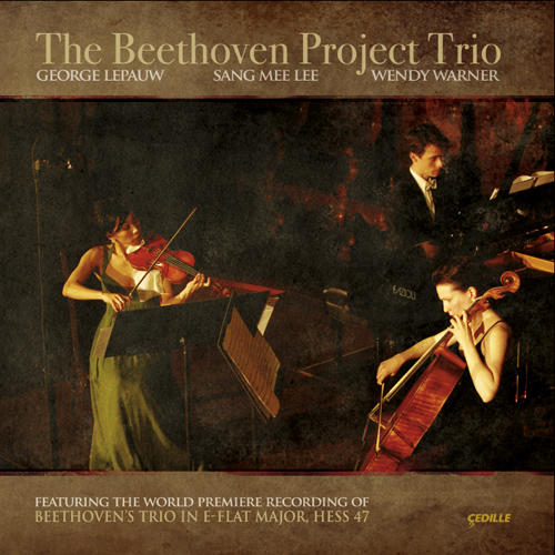 Op 63 Piano Trio in E Beethoven project trio