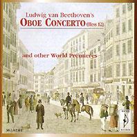 Oboe Concerto Hess 12 Ogrintchouk Raptus Records