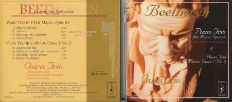 Beethoven Piano Trio nr. 15 in Es, Opus 63