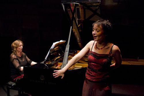 Ellen Corver and Charlotte Rietdijk